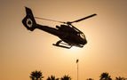 Falcon Aviation Eurocopter EC130 (all models) A6-FLB at Dubai The Palm, Helipad airport