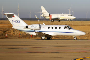 D-ICEE - Private Cessna 525 CitationJet