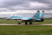 RF-92268 - Russia - Air Force Mikoyan-Gurevich MiG-29UB aircraft