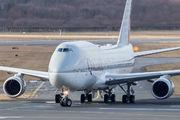 Qatar Amiri Flight 747-8 visited Hamburg title=