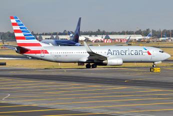 N805NN - American Airlines Boeing 737-800