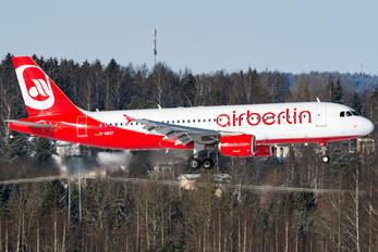 D-ABZF - Air Berlin Airbus A320