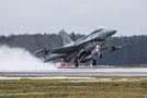 Poland - Air Force Lockheed Martin F-16D Jastrząb 4087 at Lask AB airport