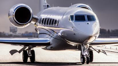 LX-GVI - Global Jet Luxembourg Gulfstream Aerospace G650, G650ER