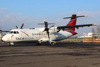 G-ISLJ - TACA Regional ATR 42 (all models)