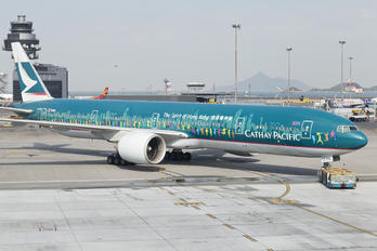 B-KPB - Cathay Pacific Boeing 777-300ER