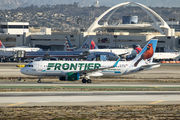 N228FR - Frontier Airlines Airbus A320 aircraft