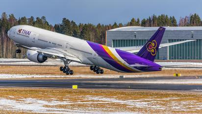 HS-TKZ - Thai Airways Boeing 777-300ER