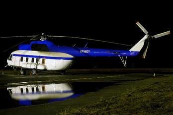 ER-MGY - Moldova - Government Mil Mi-8PS