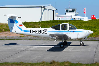 D-EBGE - Private Piper PA-38 Tomahawk