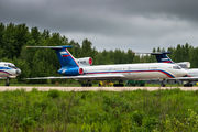 RF-85135 - Russia - Ministry of Internal Affairs Tupolev Tu-154M aircraft