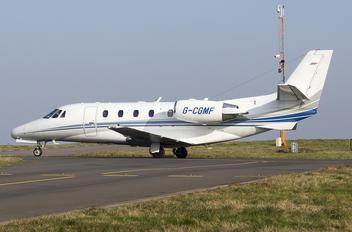 G-CGMF - Multiflight Cessna 560XL Citation Excel