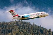 OE-LFH - Austrian Airlines/Arrows/Tyrolean Fokker 70 aircraft