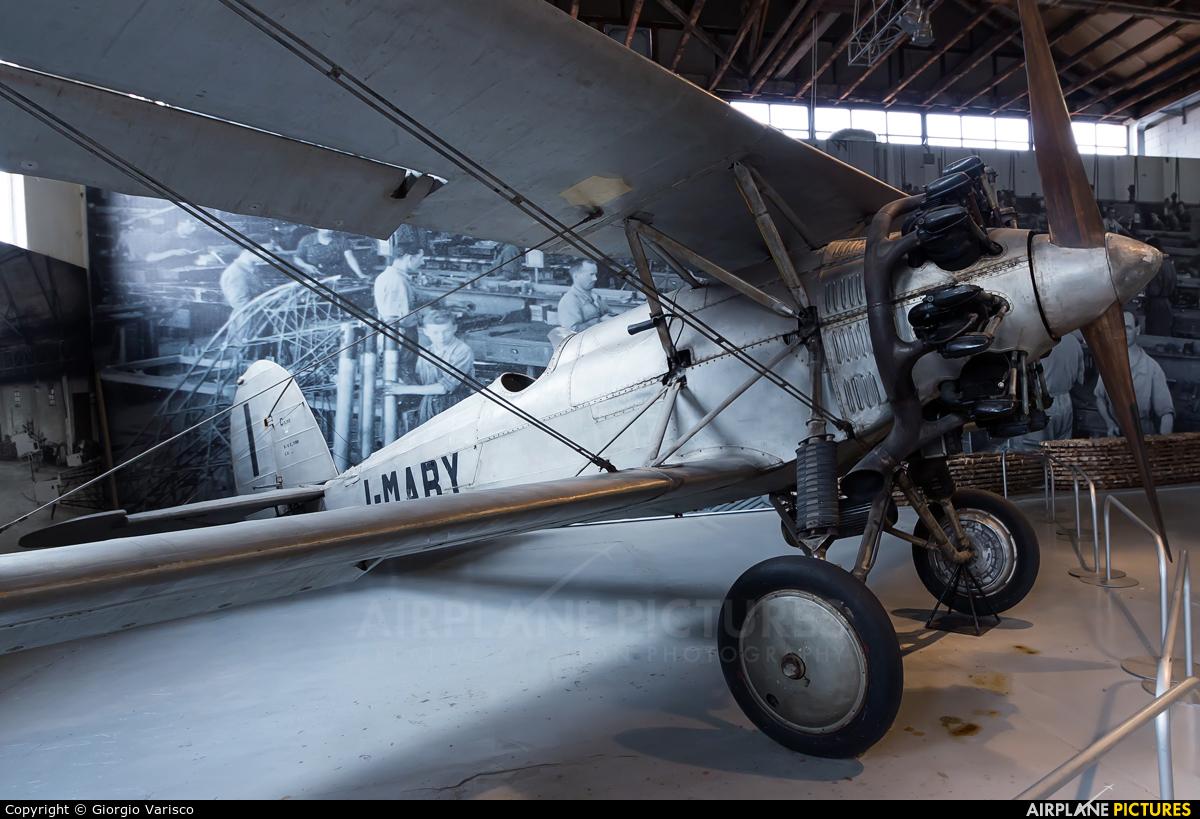 Private I-MARY aircraft at Milan - Malpensa