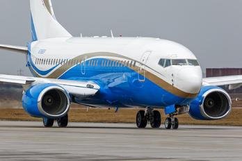 N788DP - Private Boeing 737-700 BBJ