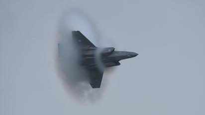 F-002 - Netherlands - Air Force Lockheed Martin F-35A Lightning II