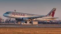 A7-ADC - Qatar Airways Airbus A320 aircraft