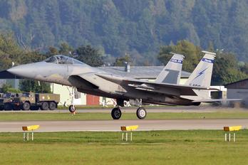 78489 - USA - Air Force McDonnell Douglas F-15C Eagle