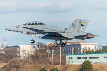 165531 - USA - Marine Corps McDonnell Douglas F/A-18D Hornet