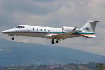 N60LJ - Private Learjet 60