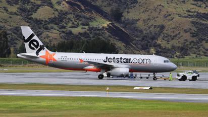 VH-VFH - Jetstar Airways Airbus A320