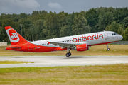 D-ABFF - Air Berlin Airbus A320 aircraft