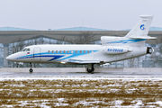 RA-09008 - Gazpromavia Dassault Falcon 900 series aircraft