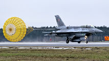 4087 - Poland - Air Force Lockheed Martin F-16D block 52+Jastrząb aircraft