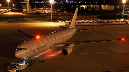 JY-JAI - Jordan Aviation Boeing 767-200ER