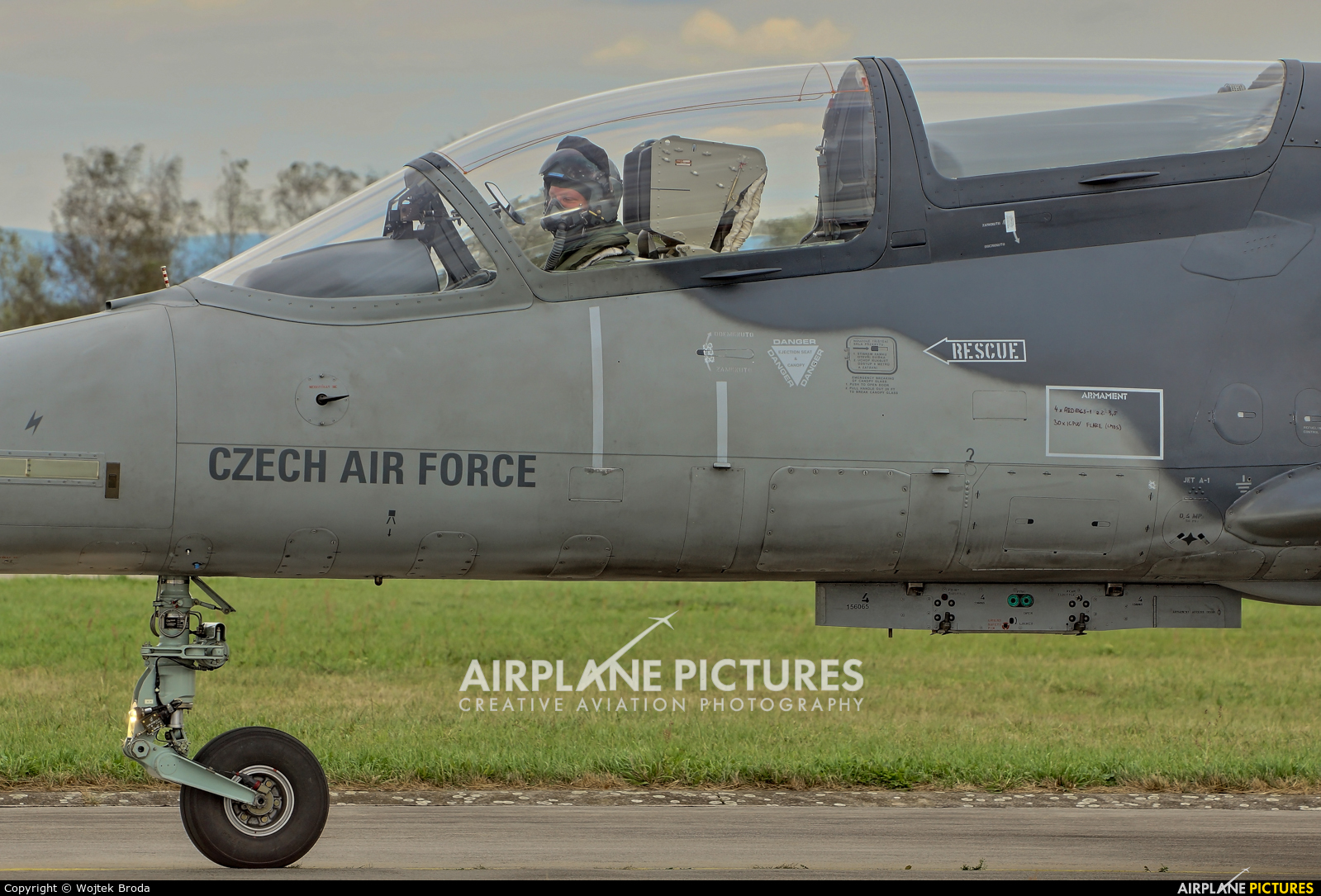 Czech - Air Force 6065 aircraft at Hradec Králové