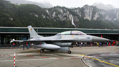 FB-14 - Belgium - Air Force General Dynamics F-16A Fighting Falcon