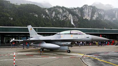 FB-14 - Belgium - Air Force General Dynamics F-16A Fighting Falcon