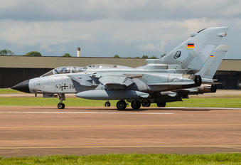 43+38 - Germany - Air Force Panavia Tornado - IDS