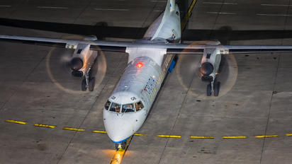 9A-CQB - Croatia Airlines de Havilland Canada DHC-8-400Q / Bombardier Q400