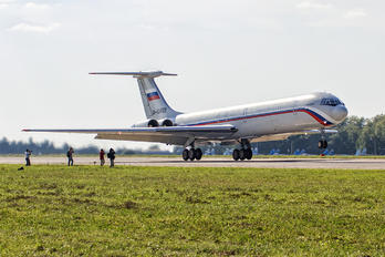 RA-86495 - Russia - Air Force Ilyushin Il-62 (all models)