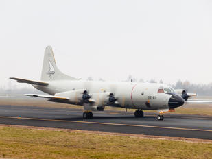 P.3A-01 - Spain - Air Force Lockheed P-3A Orion