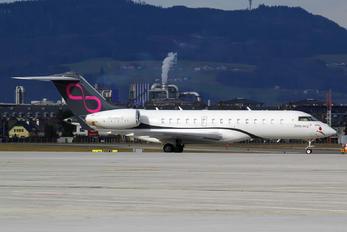 N588LQ - Private Bombardier BD-700 Global 6000