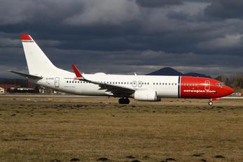 EI-FHD - Norwegian Air International Boeing 737-800