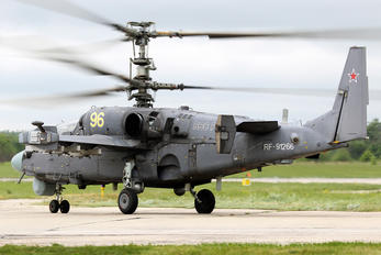 RF-91266 - Russia - Air Force Kamov Ka-52 Alligator