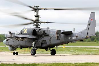 RF-91266 - Russia - Air Force Kamov Ka-52 Alligator