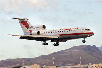UR-CFA - South Airlines Yakovlev Yak-42