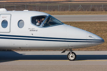 OK-BII - Private Beechcraft 400A Beechjet