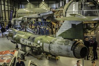 23+01 - Germany - Air Force Lockheed F-104G Starfighter