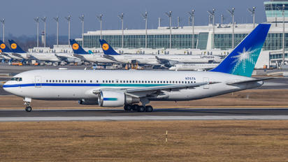 N767A - Saudi Aramco Aviation Boeing 767-200ER