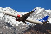 LN-RGE - SAS - Scandinavian Airlines Boeing 737-800 aircraft