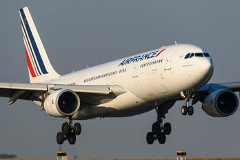F-GZCI - Air France Airbus A330-200