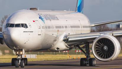 PK-GIE - Garuda Indonesia Boeing 777-300ER