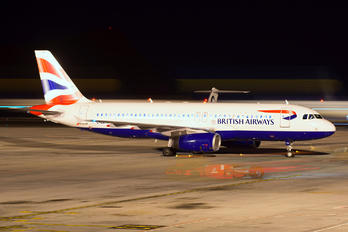 G-GATM - British Airways Airbus A320