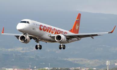 YV3071 - Conviasa Embraer ERJ-190 (190-100)