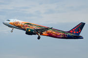 New Brussels Airlines Tomorrowland Amare livery title=